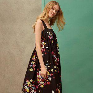 HTF Anthropologie x Delpozo Maxi Dress